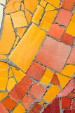 五颜六色的马赛克 图库摄影
