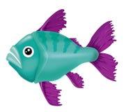 五颜六色的鱼 库存照片