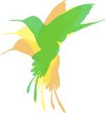 五颜六色的鸟 免版税库存图片