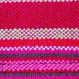 五颜六色的织品 免版税库存图片