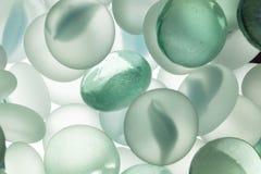 五颜六色的玻璃范围 免版税库存图片