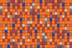 五颜六色的货运容器的样式 免版税库存照片