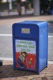 五颜六色的Legoland马来西亚垃圾桶 21次争斗大白俄罗斯社论招待节日图象授以爵位中世纪国家俄国小组乌克兰与 免版税库存照片