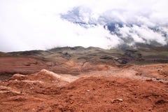 五颜六色的Mountainview 库存图片