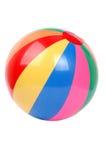 五颜六色的plactic球 库存图片