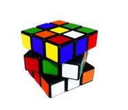 五颜六色的Rubic 库存照片