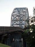 亚伦桥梁k o 库存图片