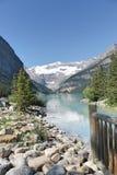 亚伯大加拿大Lake Louise 库存照片