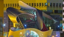 亚伯大美术画廊 免版税库存图片