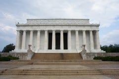 亚伯拉罕・林肯纪念品 免版税库存图片