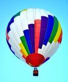 亚伯科基气球节日在新墨西哥 库存照片