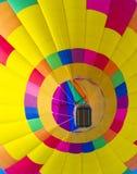亚伯科基气球节日 免版税库存照片