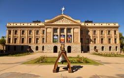 亚利桑那国会大厦状态 免版税图库摄影