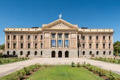 亚利桑那国会大厦状态 免版税库存图片