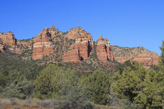 亚利桑那国家(地区)红色岩石sedona 免版税库存照片