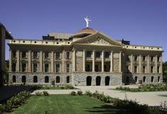亚利桑那大厦国会大厦状态 免版税库存图片