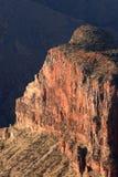 亚利桑那大峡谷北部外缘 图库摄影