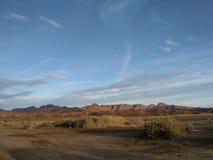 亚利桑那山下午 图库摄影