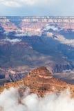 亚利桑那峡谷全国越野障碍赛马公园&# 免版税库存照片