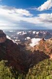 亚利桑那峡谷全国越野障碍赛马公园&# 图库摄影