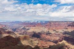 亚利桑那峡谷全国越野障碍赛马公园&# 库存图片