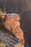 亚利桑那峡谷全部日落 免版税图库摄影