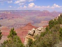 亚利桑那峡谷全部美国 免版税库存图片