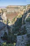 亚利桑那峡谷gran 库存图片