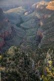 亚利桑那峡谷gran 免版税库存图片