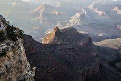 亚利桑那峡谷gran 库存照片