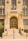 亚利桑那市政厅老菲尼斯 库存图片