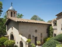 亚利桑那教堂sedona 免版税图库摄影