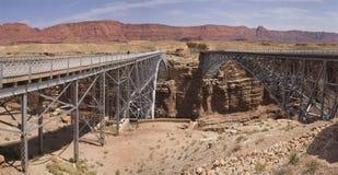 亚利桑那桥梁 图库摄影