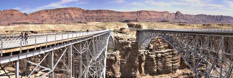 亚利桑那桥梁 库存图片