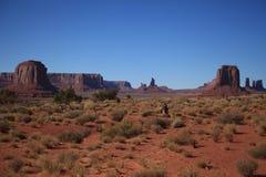 亚利桑那横向纪念碑国家那瓦伙族人公园部族美国犹他谷 免版税库存图片