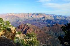 亚利桑那的大峡谷 免版税库存照片