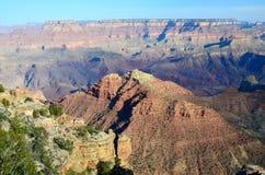 亚利桑那的大峡谷 图库摄影