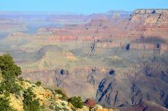 亚利桑那的大峡谷 免版税库存图片