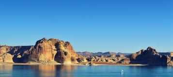 亚利桑那科罗拉多马掌河美国 arizonian 美国 库存照片