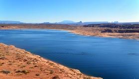 亚利桑那科罗拉多马掌河美国 arizonian 免版税库存照片