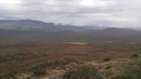 亚利桑那风景 免版税库存照片