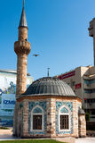 亚利清真寺伊兹密尔,土耳其 免版税图库摄影