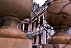 亚历山大三世宫殿  免版税库存照片