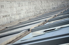 亚历山大埃及图书馆 免版税库存图片