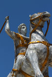 亚历山大最极大,马其顿语 图库摄影