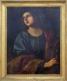 亚历山大的圣徒凯瑟琳 免版税库存照片