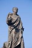 亚历山大第一座纪念碑 图库摄影