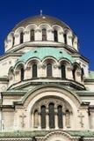 亚历山大・涅夫斯基大教堂 库存照片