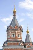 亚历山大・涅夫斯基教堂在雅罗斯拉夫尔市,俄罗斯 库存照片