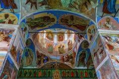 亚历山大Svirsky修道院,俄罗斯 图库摄影